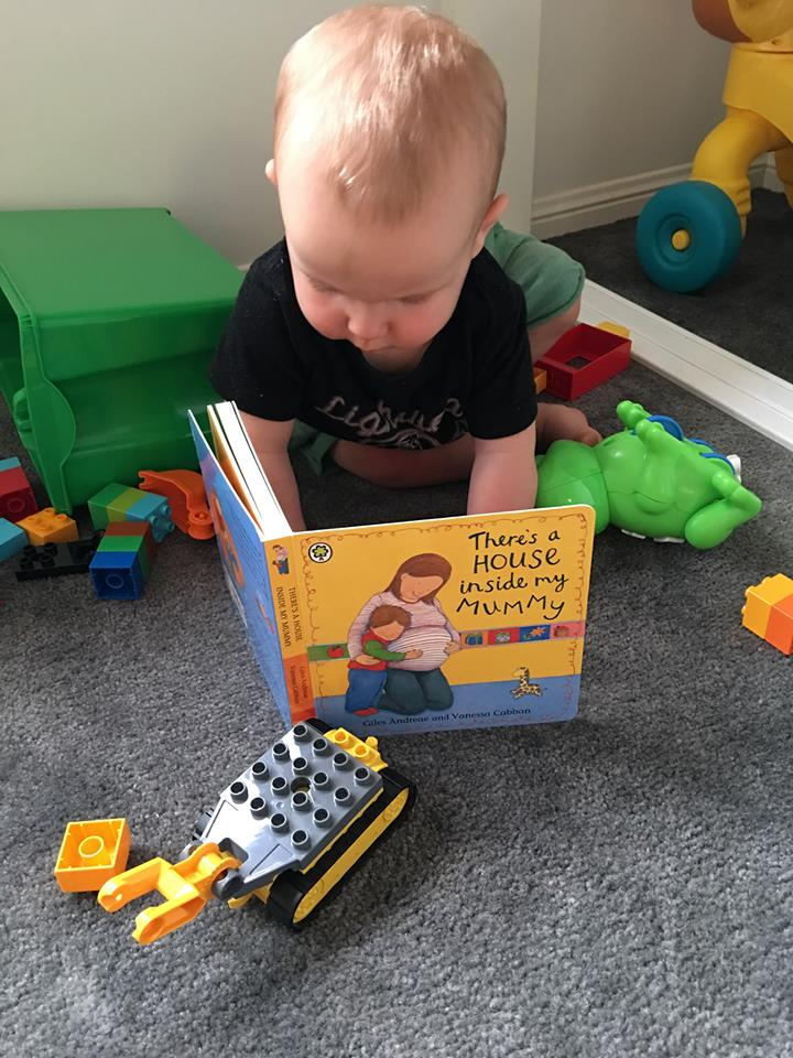 Life update – babyNo2!